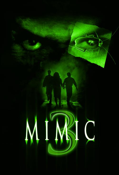 ゴキブリ映画MIMIC3(ミミック3)