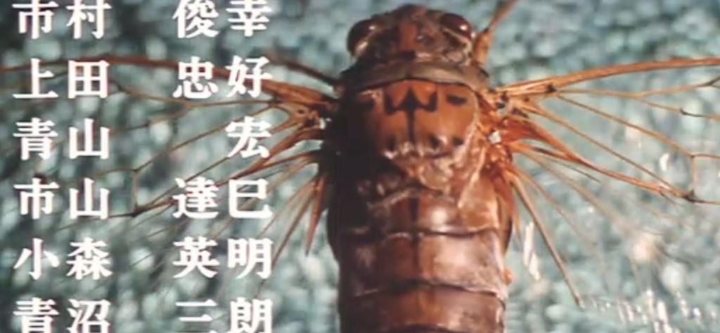 SF特撮映画『昆虫大戦争』