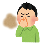カメムシ以上の悪臭・刺激臭を放つ恐ろしい病気「歯周病」は歯磨きとデンタルフロスで撃退せよ