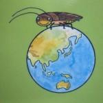 小学生がゴキブリを飼育研究してわかった防衛手段や触覚の重要さに感激!