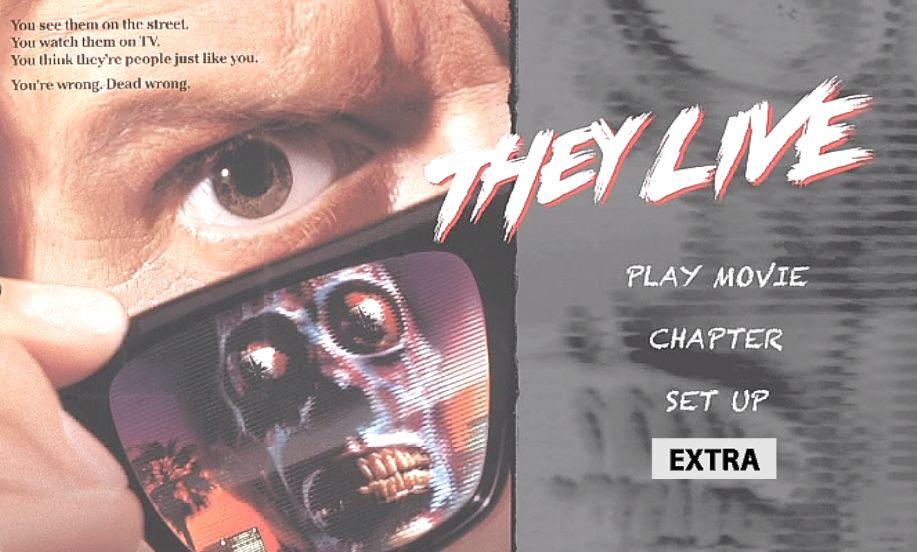 アメリカ合衆国制作のSF映画『ゼイリブ』(They Live)