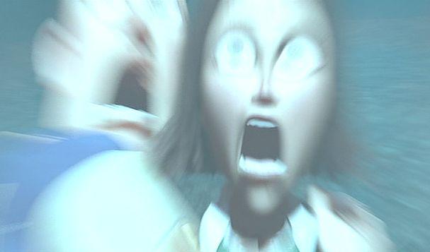 隕石墜落現場に居合わせた肉食系女子と彼氏の絶叫が響く!