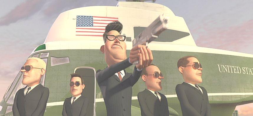 米国・アメリカ合衆国の大統領が銃を打ち鳴らす!