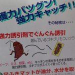 断言しよう、ゴキブリは誘引剤に飽きている!修羅場を生き延び繁栄した奴らには上品な香りは効かない!だから、悪臭・死臭・腐敗臭で誘き出せ!