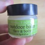 蚊に刺された時の痒み対策・対処法は「PERFECT POTION outdoor balm」!