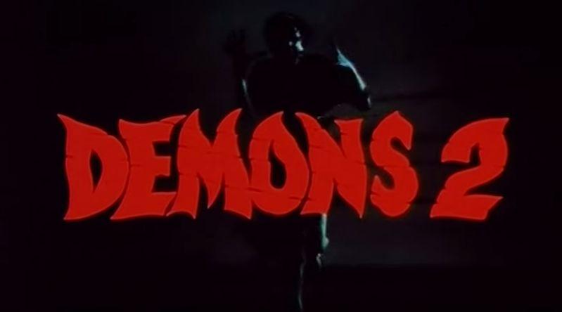 イタリア原産のゾンビ映画デモンズ2