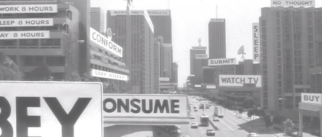 街中が裸眼では見えない隠れたメッセージで溢れていたのだ!