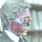"""人間の化けの皮を剥いだらゴキブリ怪物(´゚д゚`)!?モンスター怪人!?中学生の頃にみてトラウマになりかけたSF映画""""ゼイリブ"""""""